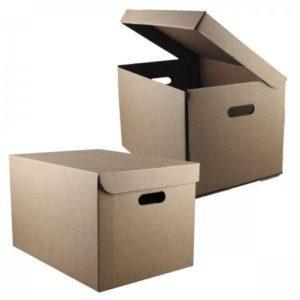 Архивный короб А3 для переезда