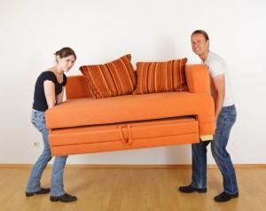Перестановка мебели в квартире, комнате, на даче