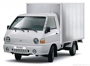 Машина Hyundai Porter