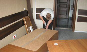 Сборка-разборка корпусной мебели