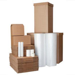 Упаковка для переезда трехкомнатной квартиры